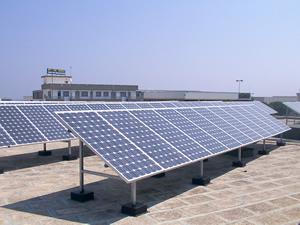 La realizzazione dell'impianto fotovoltaico si accorda perfettamente con la filosofia aziendale della difesa ambientale