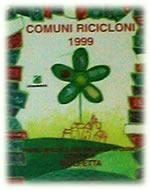 Premio Comuni Ricicloni 1999